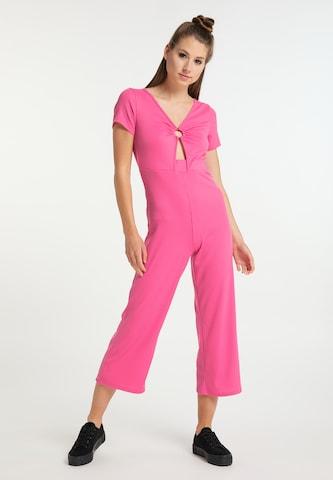 MYMO Jumpsuit in Roze