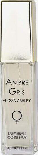 """Alyssa Ashley Parfüm """"Eau Parfumée Colgne"""" in transparent, Produktansicht"""