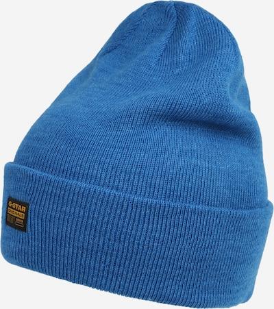 G-Star RAW Czapka 'Effo' w kolorze błękitny / czarnym, Podgląd produktu