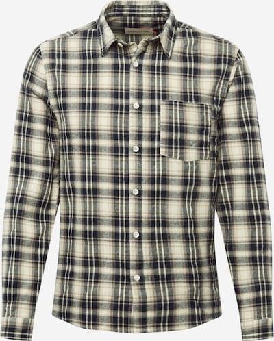 Revolution Košile - krémová / starobéžová / noční modrá / šedý melír, Produkt