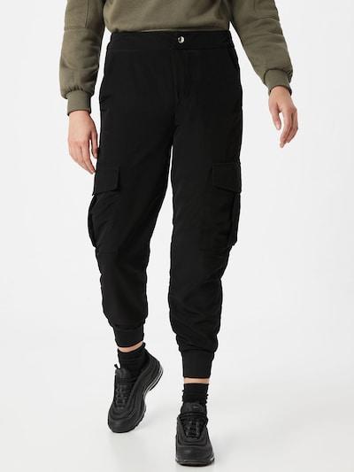 ONLY Hose 'Daph' in schwarz, Modelansicht