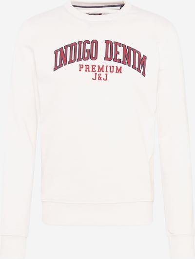 JACK & JONES Sportisks džemperis kamuflāžas / sarkans / balts, Preces skats