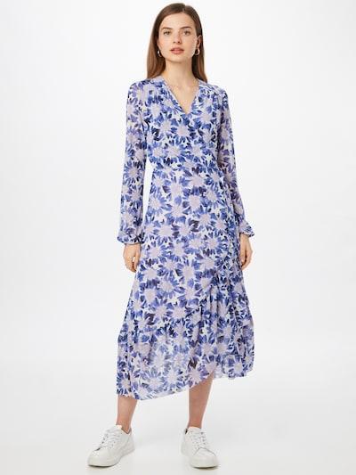 Fabienne Chapot Kleid 'Natasja' in creme / blau, Modelansicht