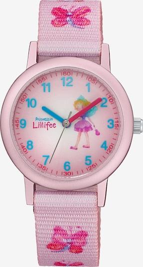 PRINZESSIN LILLIFEE Uhr in mischfarben / rosa, Produktansicht