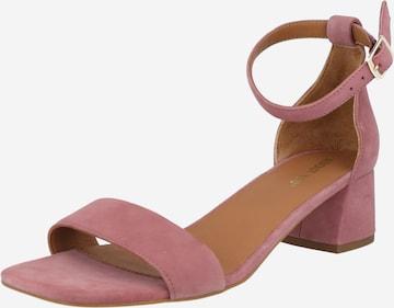 ABOUT YOUSandale s remenčićima 'Philine' - roza boja