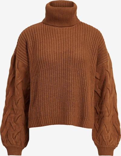 VILA Pullover 'Oa' in karamell, Produktansicht