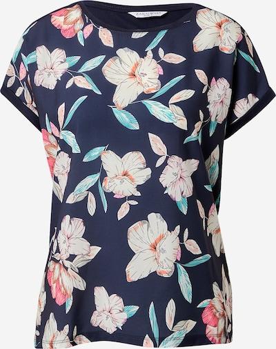 ZABAIONE Shirt 'Alicia' in navy / mischfarben, Produktansicht