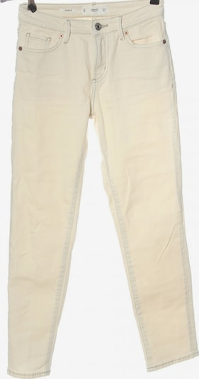 MNG by Mango High Waist Jeans in 24-25 in creme, Produktansicht