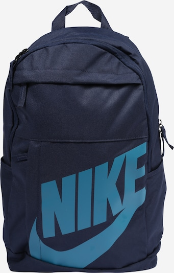 Nike Sportswear Backpack 'Elemental 2.0' in Navy / Green, Item view