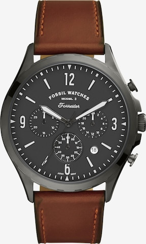 FOSSIL Analog Watch 'Fossil' in Brown