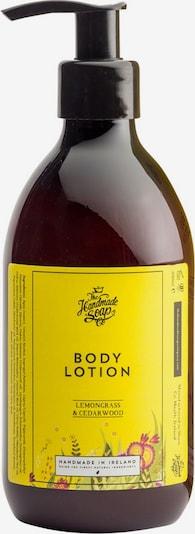 The Handmade Soap Bodylotion in gelb, Produktansicht