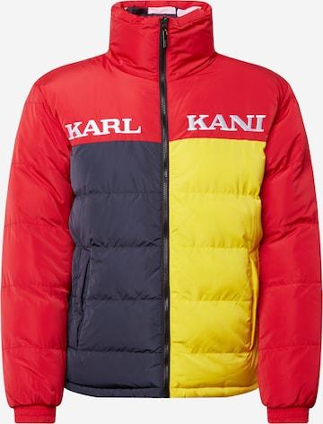 Giacca invernale di Karl Kani in colori misti