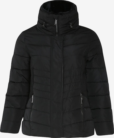 Paprika Mantel in schwarz, Produktansicht