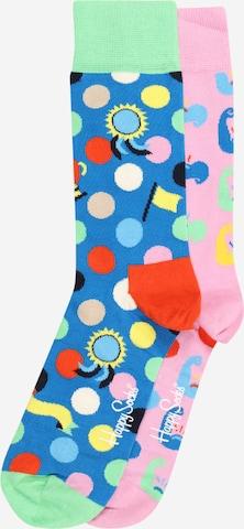 Chaussettes Happy Socks en mélange de couleurs