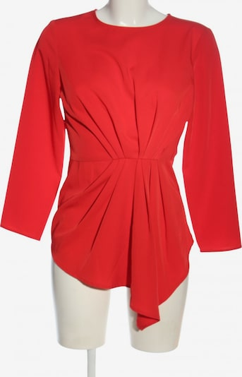 Y.A.S Long-Bluse in S in rot, Produktansicht