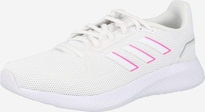 ADIDAS PERFORMANCE Running shoe 'Falcon 2.0' in Pink / White, Item view