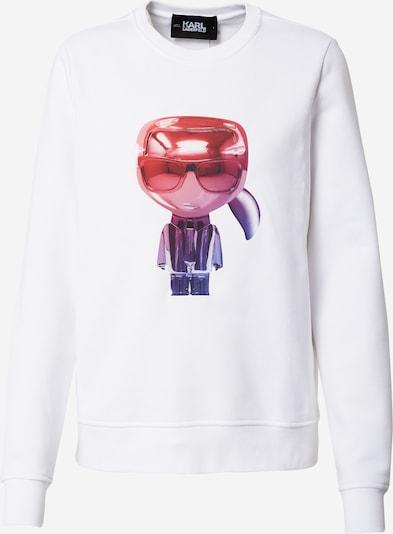 vegyes színek / fehér Karl Lagerfeld Tréning póló, Termék nézet