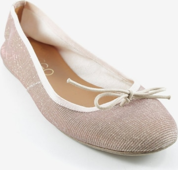 Prego Flats & Loafers in 39 in Pink