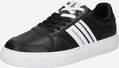 fekete / fehér Calvin Klein Jeans Rövid szárú edzőcipők, Termék nézet