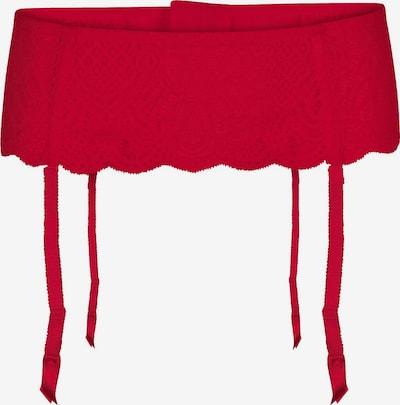 LingaDore Porte-jarretelles en rouge, Vue avec produit