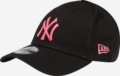 NEW ERA Czapka z daszkiem '9FORTY' w kolorze różowy / czarnym, Podgląd produktu