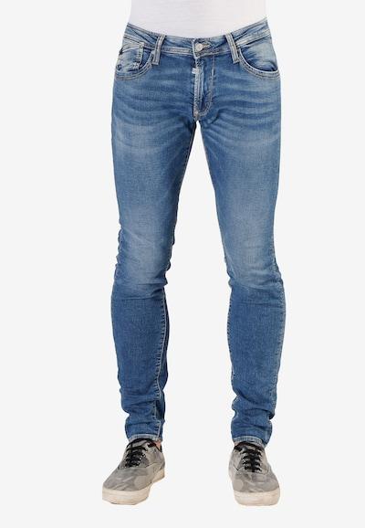 Le Temps Des Cerises Jeans in blau, Modelansicht