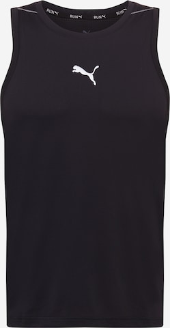 PUMA Funksjonsskjorte i svart