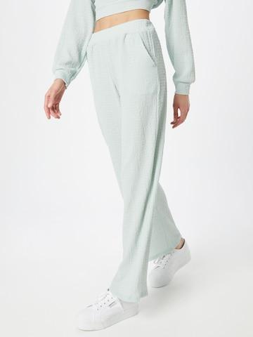 Pantaloni con pieghe 'SIAN' di WAL G. in blu