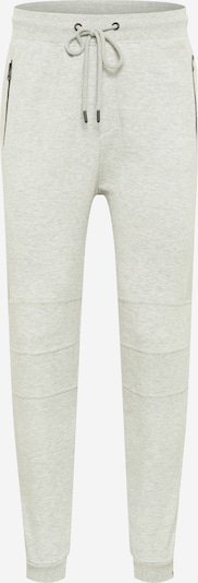 Hailys Men Панталон 'Tobias' в сив меланж, Преглед на продукта
