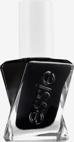 essie Nail Polish 'Couture' in Black