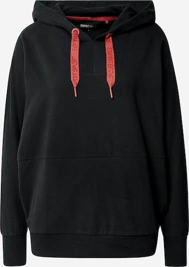 ESPRIT SPORT Hoodie in schwarz, Produktansicht