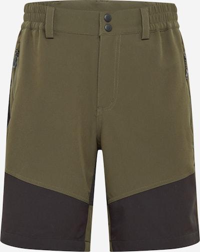 Whistler Pantalón de montaña 'Avian' en gris oscuro / caqui, Vista del producto