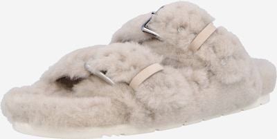 Kennel & Schmenger Pantolette 'VERSO' in beige, Produktansicht