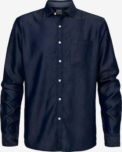Petrol Industries Langarmshirt in indigo, Produktansicht