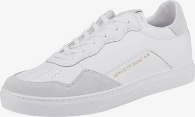 ARMANI EXCHANGE Nízke tenisky - svetlosivá / biela, Produkt