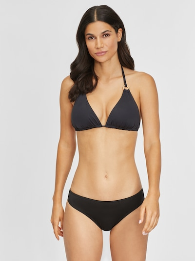 LASCANA Bikinové nohavičky 'Dressy' - čierna, Model/-ka