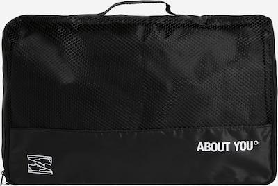 ABOUT YOU Potovalna torba 'Icons' | črna barva, Prikaz izdelka
