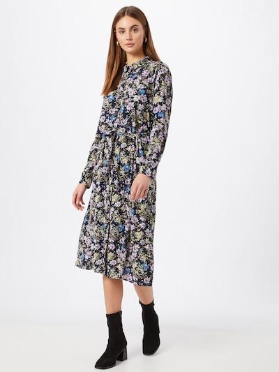 JDY Sukienka koszulowa w kolorze mieszane kolory / czarnym, Podgląd na modelu(-ce)