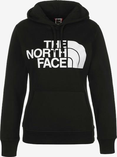 THE NORTH FACE Sweat-shirt 'Standard' en noir / blanc, Vue avec produit