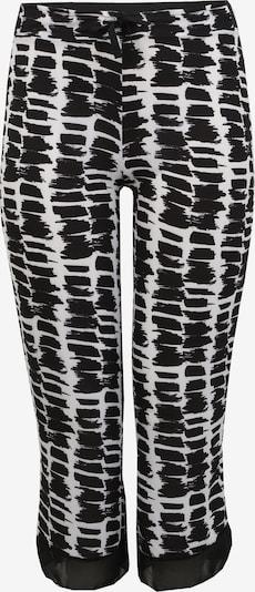 seeyou Hose in schwarz / weiß, Produktansicht