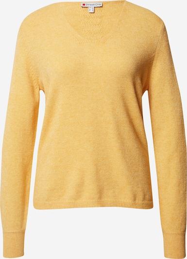 Megztinis iš STREET ONE , spalva - geltona, Prekių apžvalga