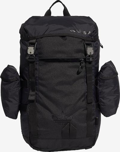 ADIDAS ORIGINALS Rucksack in grau / schwarz, Produktansicht