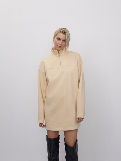 LeGer by Lena Gercke Kleid 'Romy' in beige / creme, Modelansicht