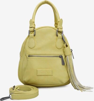 Fritzi aus Preußen Handtasche 'Babe' in gelb, Produktansicht