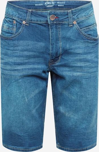 Jeans 'Bullseye' Petrol Industries di colore blu denim, Visualizzazione prodotti