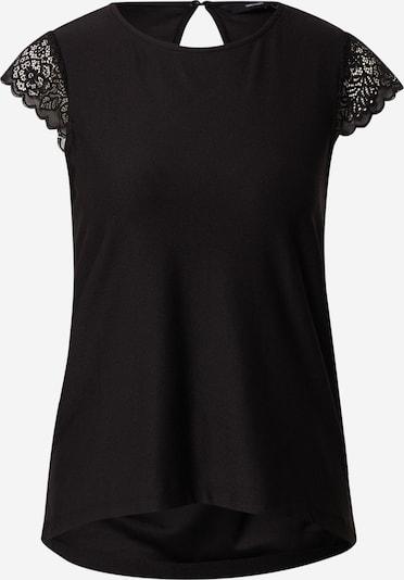 VERO MODA T-Shirt 'MILLA' in schwarz, Produktansicht