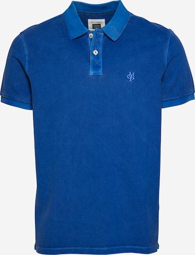 Marc O'Polo MOP Poloshirt in blau, Produktansicht