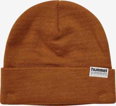 Hummel Mütze in braun, Produktansicht