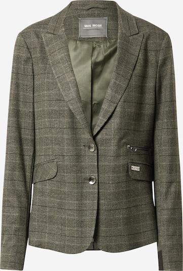 MOS MOSH Žakete 'Blake Glenn', krāsa - pelēks / zaļš, Preces skats