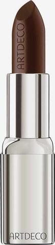 ARTDECO Lippenstift 'High Performance' in Braun